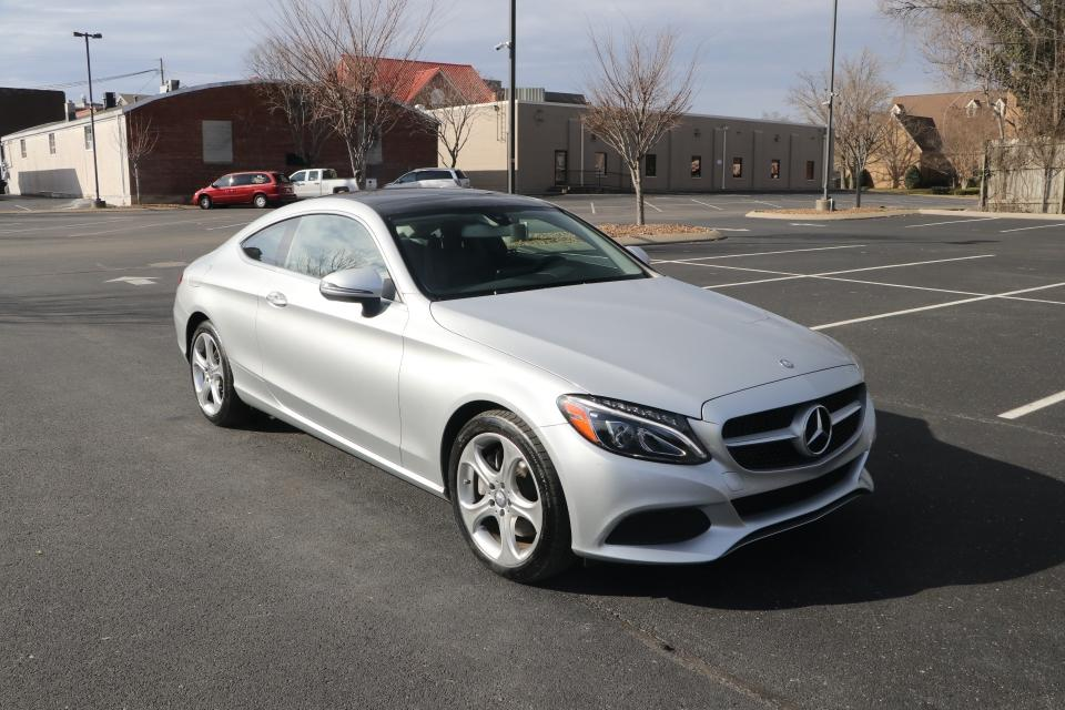 Used 2017 Mercedes-Benz C300 COUPE W/PREMIUM 1 PKG W/NAV for sale Sold at Auto Collection in Murfreesboro TN 37130 1