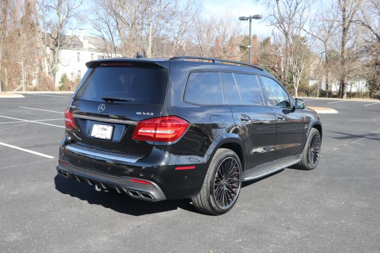 Used 2017 Mercedes-Benz GLS63 AMG 4MATIC W/NAV GLS63 AMG for sale Sold at Auto Collection in Murfreesboro TN 37130 3