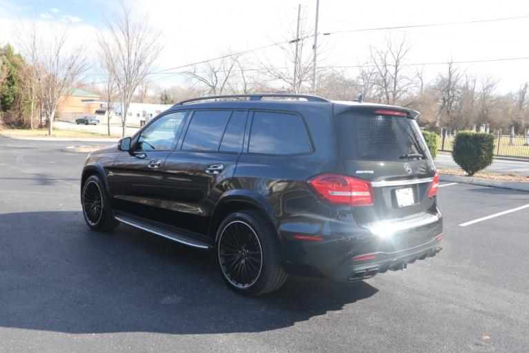 Used 2017 Mercedes-Benz GLS63 AMG 4MATIC W/NAV GLS63 AMG for sale Sold at Auto Collection in Murfreesboro TN 37130 4