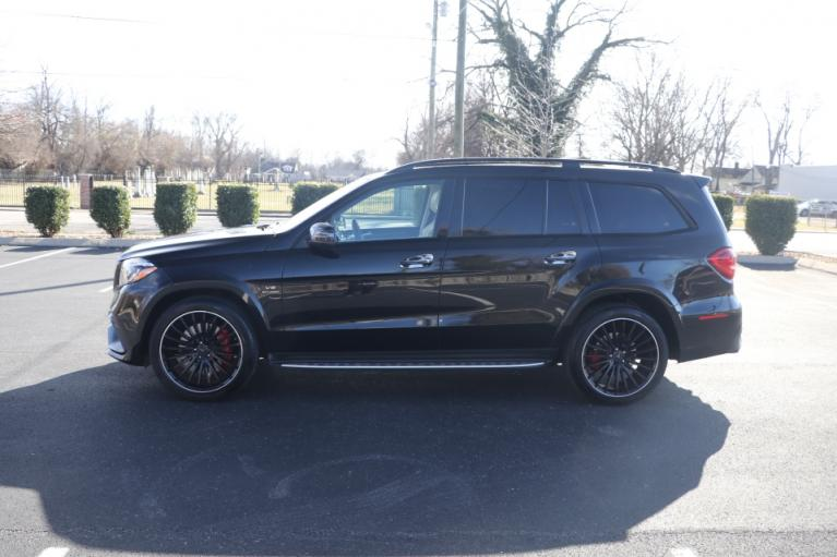 Used 2017 Mercedes-Benz GLS63 AMG 4MATIC W/NAV GLS63 AMG for sale Sold at Auto Collection in Murfreesboro TN 37130 7