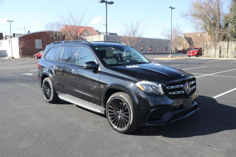 Used 2017 Mercedes-Benz GLS63 AMG 4MATIC W/NAV GLS63 AMG for sale Sold at Auto Collection in Murfreesboro TN 37130 1
