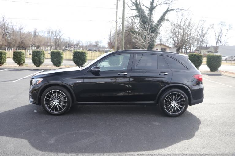 Used 2018 Mercedes-Benz GLC 43 AMG 4MATIC W/NAV for sale Sold at Auto Collection in Murfreesboro TN 37130 7