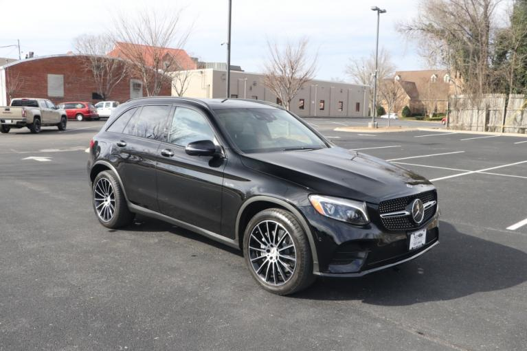 Used 2018 Mercedes-Benz GLC 43 AMG 4MATIC W/NAV AMG GLC43 for sale $45,950 at Auto Collection in Murfreesboro TN 37130 1