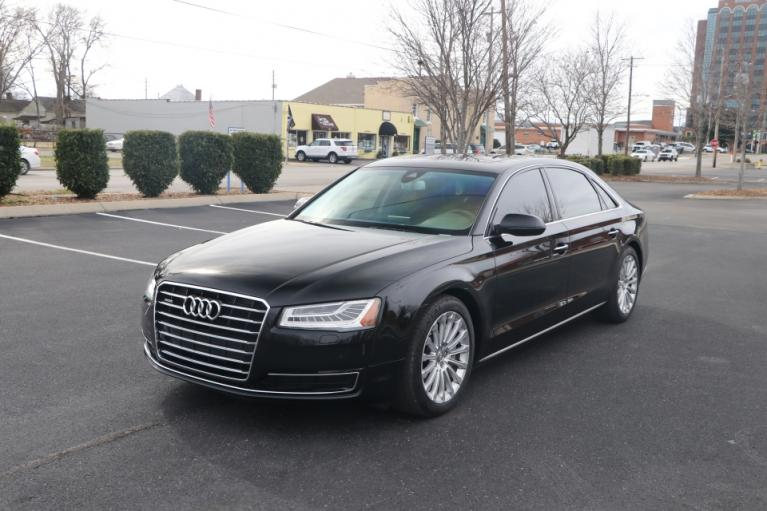 Used 2015 Audi A8 L 4.0T QUATTRO TIPTRONIC W/NAV for sale Sold at Auto Collection in Murfreesboro TN 37130 2