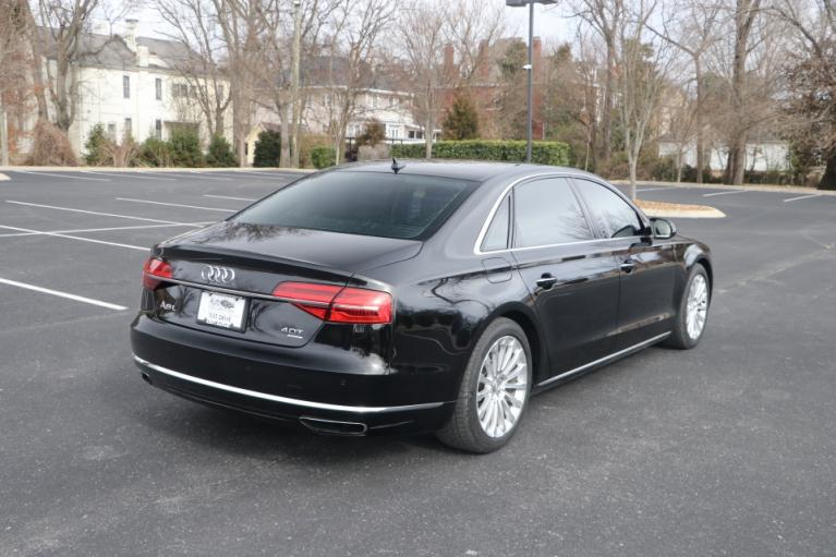 Used 2015 Audi A8 L 4.0T QUATTRO TIPTRONIC W/NAV for sale Sold at Auto Collection in Murfreesboro TN 37130 3