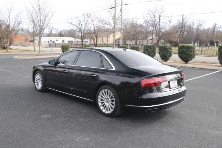 Used 2015 Audi A8 L 4.0T QUATTRO TIPTRONIC W/NAV for sale Sold at Auto Collection in Murfreesboro TN 37130 4