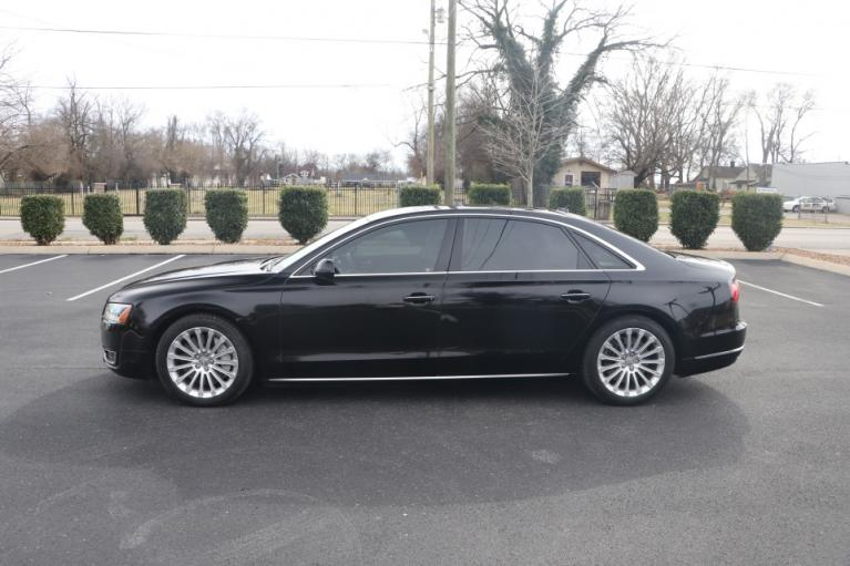Used 2015 Audi A8 L 4.0T QUATTRO TIPTRONIC W/NAV for sale Sold at Auto Collection in Murfreesboro TN 37130 7