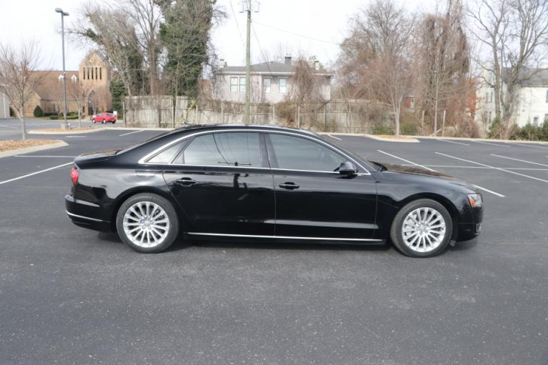 Used 2015 Audi A8 L 4.0T QUATTRO TIPTRONIC W/NAV for sale Sold at Auto Collection in Murfreesboro TN 37130 8