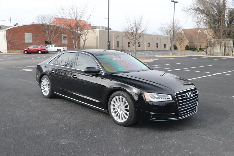 Used 2015 Audi A8 L 4.0T QUATTRO TIPTRONIC W/NAV for sale Sold at Auto Collection in Murfreesboro TN 37130 1