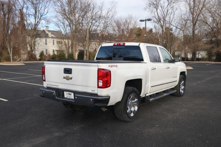 Used 2017 Chevrolet SILVERADO 1500 LTZ PLUS 4WD CREW CAB W/NAV LTZ CREW CAB 4WD for sale $41,950 at Auto Collection in Murfreesboro TN 37130 3