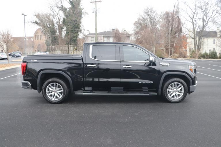 Used 2020 GMC SIERRA 1500 SLT PREMIUM 4WD CREW CAB W/NAV SLT CREW CAB SHORT BOX 4WD for sale $56,950 at Auto Collection in Murfreesboro TN 37130 8