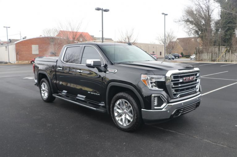 Used Used 2020 GMC SIERRA 1500 SLT PREMIUM 4WD CREW CAB W/NAV SLT CREW CAB SHORT BOX 4WD for sale $56,950 at Auto Collection in Murfreesboro TN