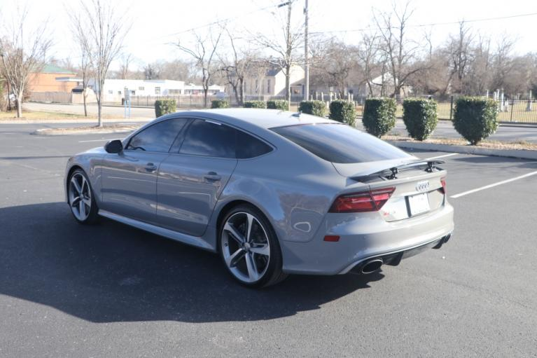 Used 2016 Audi RS7 HB PERFORMANCE PRESTIGE AWD W/NAV Performance for sale $76,950 at Auto Collection in Murfreesboro TN 37130 4