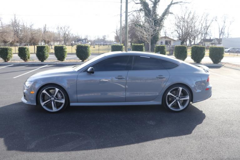 Used 2016 Audi RS7 HB PERFORMANCE PRESTIGE AWD W/NAV Performance for sale $76,950 at Auto Collection in Murfreesboro TN 37130 7
