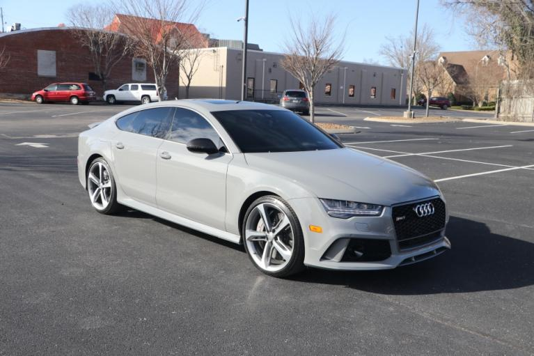 Used Used 2016 Audi RS7 HB PERFORMANCE PRESTIGE AWD W/NAV Performance for sale $76,950 at Auto Collection in Murfreesboro TN