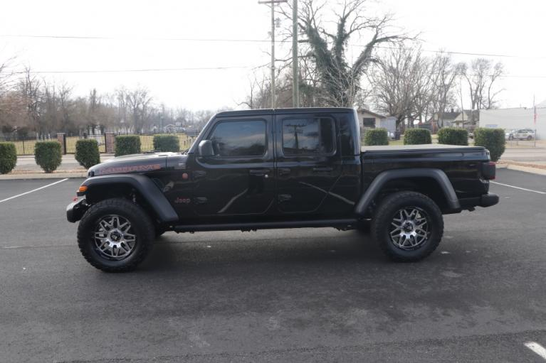 Used 2020 Jeep GLADIATOR MOJAVE 4X4 W/NAV MOJAVE for sale $57,950 at Auto Collection in Murfreesboro TN 37130 7