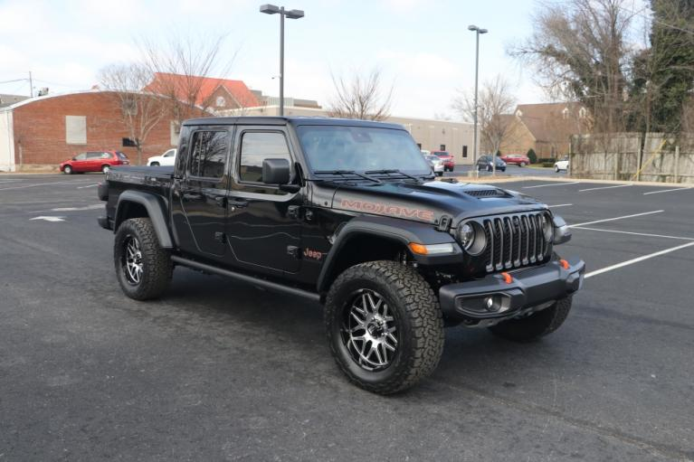 Used 2020 Jeep GLADIATOR MOJAVE 4X4 W/NAV MOJAVE for sale $57,950 at Auto Collection in Murfreesboro TN 37130 1