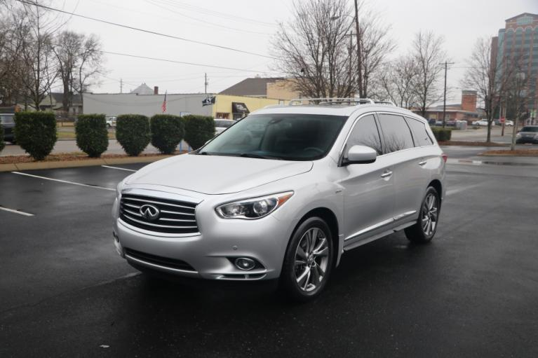 Used 2014 Infiniti QX60 Hybrid AWD W/Deluxe Tech W/NAV for sale Sold at Auto Collection in Murfreesboro TN 37130 2