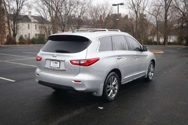 Used 2014 Infiniti QX60 Hybrid AWD W/Deluxe Tech W/NAV for sale Sold at Auto Collection in Murfreesboro TN 37130 3