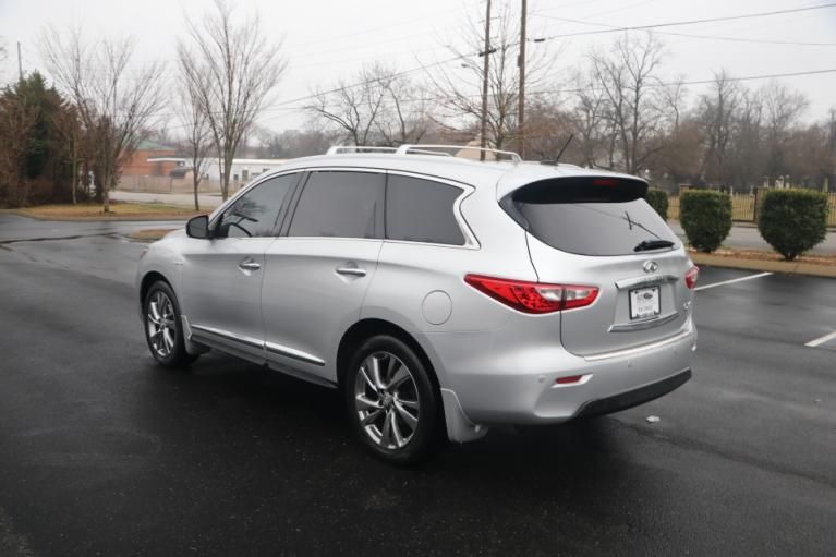 Used 2014 Infiniti QX60 Hybrid AWD W/Deluxe Tech W/NAV for sale Sold at Auto Collection in Murfreesboro TN 37130 4