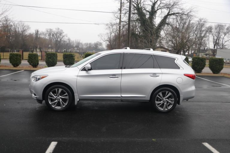 Used 2014 Infiniti QX60 Hybrid AWD W/Deluxe Tech W/NAV for sale Sold at Auto Collection in Murfreesboro TN 37130 7