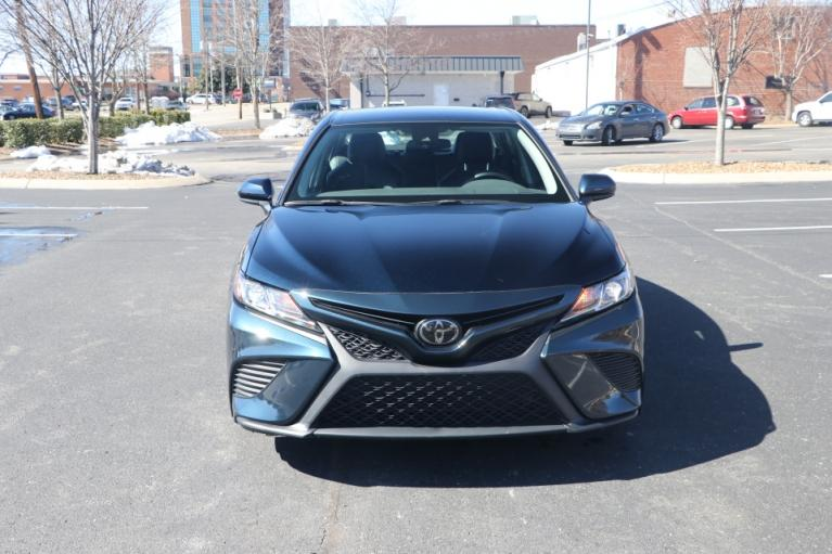 Used 2020 Toyota CAMRY SE FWD SE for sale $19,950 at Auto Collection in Murfreesboro TN 37130 5