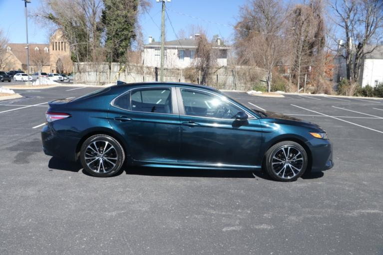 Used 2020 Toyota CAMRY SE FWD SE for sale Sold at Auto Collection in Murfreesboro TN 37130 8