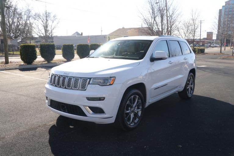 Used 2020 Jeep GRAND CHEROKEE SUMMIT 4X4 W/NAV SUMMIT 4WD for sale Sold at Auto Collection in Murfreesboro TN 37130 2