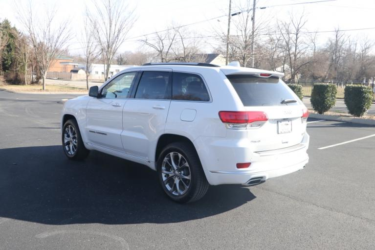 Used 2020 Jeep GRAND CHEROKEE SUMMIT 4X4 W/NAV SUMMIT 4WD for sale Sold at Auto Collection in Murfreesboro TN 37130 4