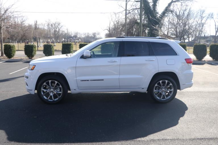Used 2020 Jeep GRAND CHEROKEE SUMMIT 4X4 W/NAV SUMMIT 4WD for sale Sold at Auto Collection in Murfreesboro TN 37130 7