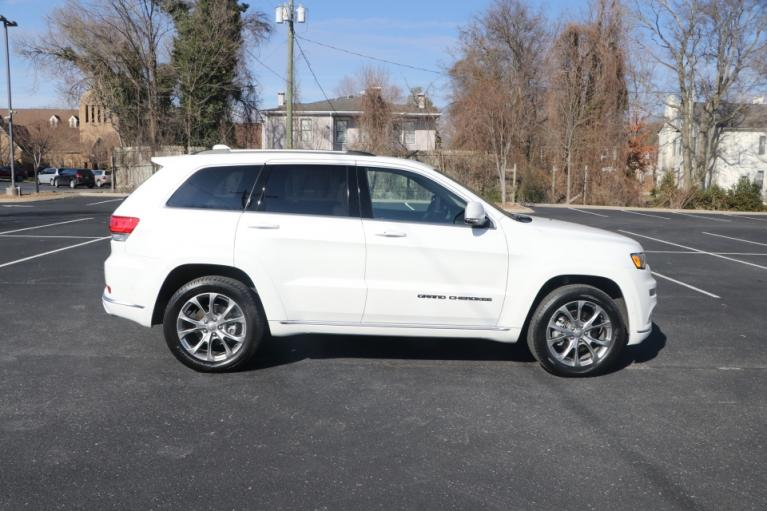 Used 2020 Jeep GRAND CHEROKEE SUMMIT 4X4 W/NAV SUMMIT 4WD for sale Sold at Auto Collection in Murfreesboro TN 37130 8