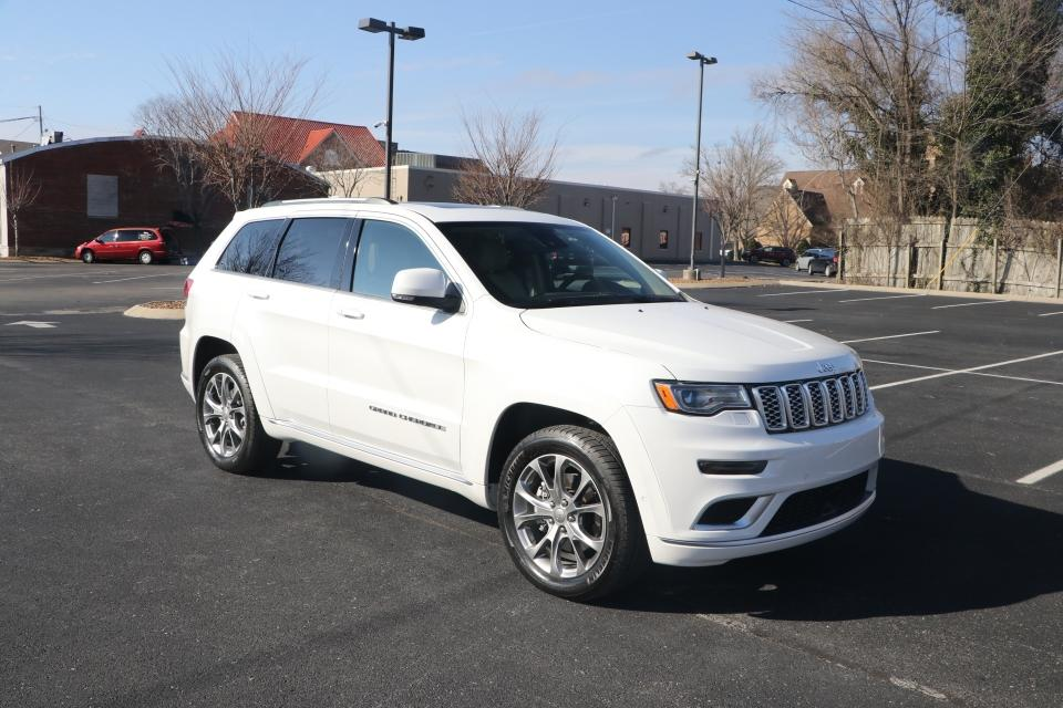 Used 2020 Jeep GRAND CHEROKEE SUMMIT 4X4 W/NAV SUMMIT 4WD for sale Sold at Auto Collection in Murfreesboro TN 37130 1