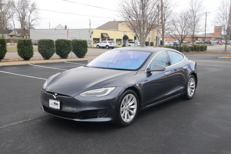 Used 2016 Tesla MODEL S 75 RWD W/NAV for sale Sold at Auto Collection in Murfreesboro TN 37130 2