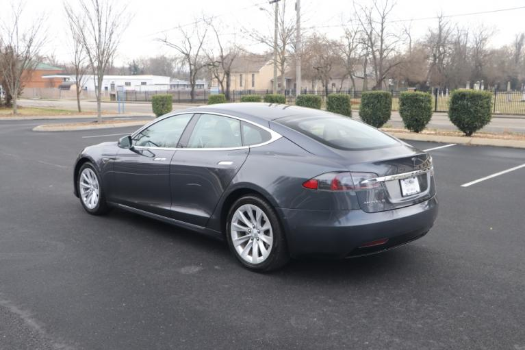 Used 2016 Tesla MODEL S 75 RWD W/NAV for sale Sold at Auto Collection in Murfreesboro TN 37130 4