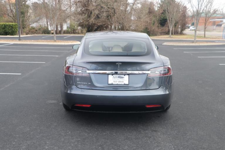 Used 2016 Tesla MODEL S 75 RWD W/NAV for sale Sold at Auto Collection in Murfreesboro TN 37130 6