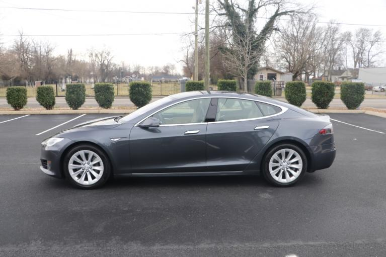 Used 2016 Tesla MODEL S 75 RWD W/NAV for sale Sold at Auto Collection in Murfreesboro TN 37130 7
