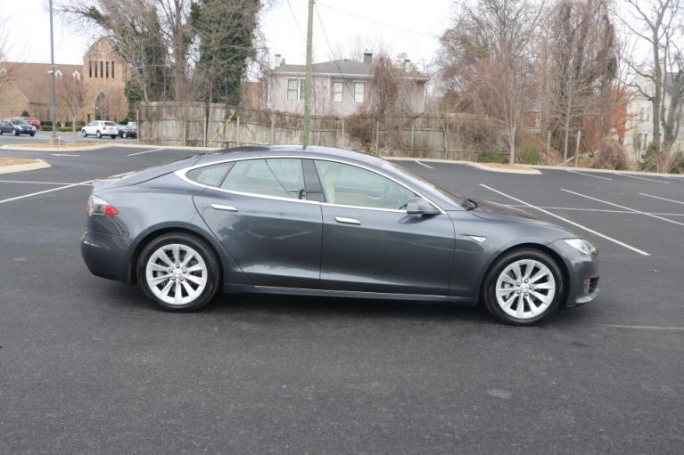 Used 2016 Tesla MODEL S 75 RWD W/NAV for sale Sold at Auto Collection in Murfreesboro TN 37130 8