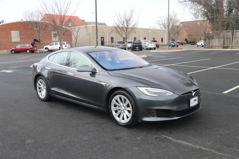 Used 2016 Tesla MODEL S 75 RWD W/NAV for sale Sold at Auto Collection in Murfreesboro TN 37130 1