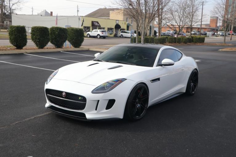 Used 2015 Jaguar F-TYPE R VISION PACK 3 RWD W/NAV R COUPE for sale Sold at Auto Collection in Murfreesboro TN 37130 2