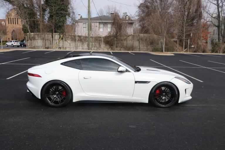 Used 2015 Jaguar F-TYPE R VISION PACK 3 RWD W/NAV R COUPE for sale Sold at Auto Collection in Murfreesboro TN 37130 8