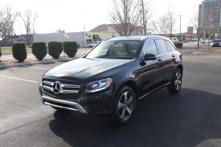 Used 2018 Mercedes-Benz GLC 300 PREMIUM RWD W/NAV for sale Sold at Auto Collection in Murfreesboro TN 37130 2