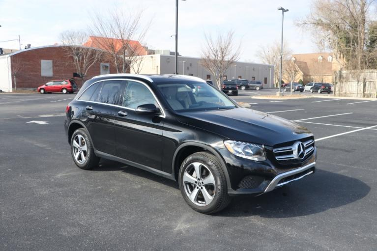 Used 2018 Mercedes-Benz GLC 300 PREMIUM RWD W/NAV for sale Sold at Auto Collection in Murfreesboro TN 37130 1