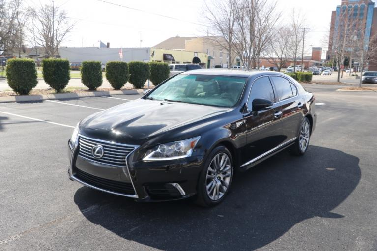 Used 2016 LEXUS LS 460 COMFORT RWD W/NAV for sale Sold at Auto Collection in Murfreesboro TN 37130 2