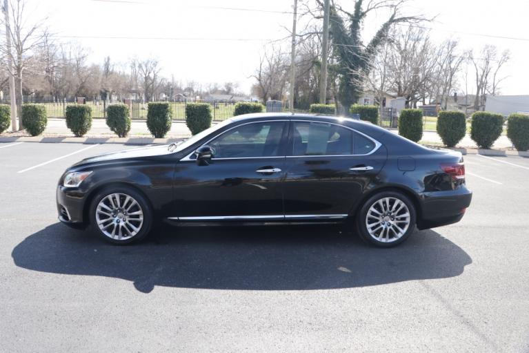 Used 2016 LEXUS LS 460 COMFORT RWD W/NAV for sale Sold at Auto Collection in Murfreesboro TN 37130 7