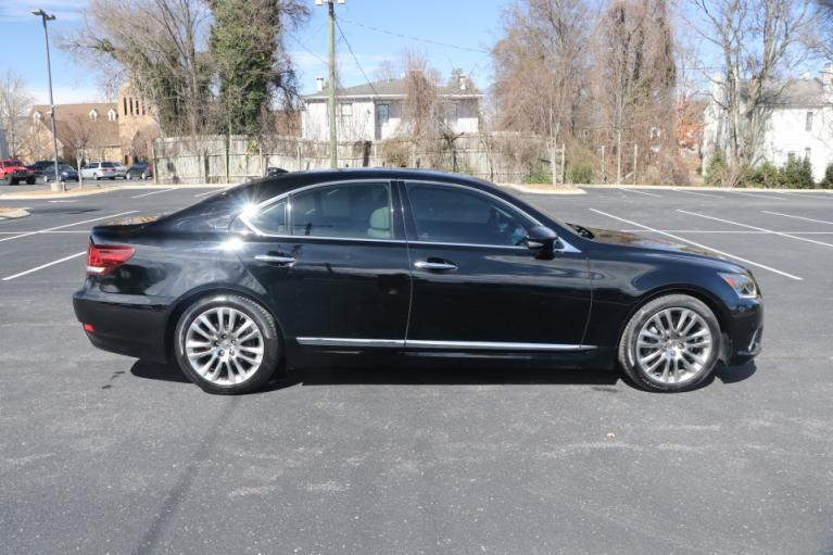 Used 2016 LEXUS LS 460 COMFORT RWD W/NAV for sale Sold at Auto Collection in Murfreesboro TN 37130 8