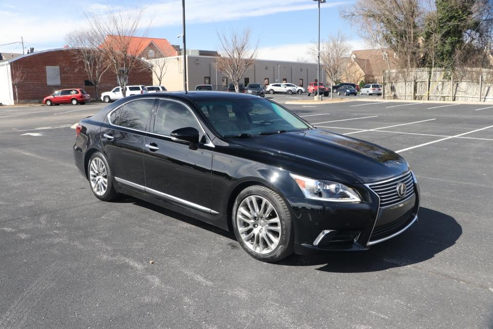 Used 2016 LEXUS LS 460 COMFORT RWD W/NAV for sale Sold at Auto Collection in Murfreesboro TN 37130 1