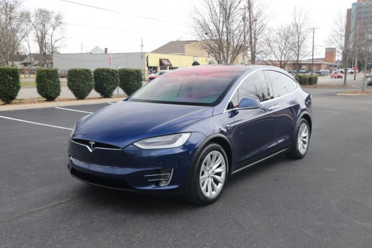 Used 2018 Tesla MODEL X 75D DUAL MOTOR AWD AUTO PILOT W/NAV for sale Sold at Auto Collection in Murfreesboro TN 37130 2