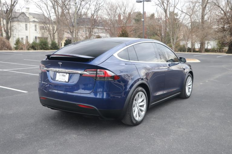 Used 2018 Tesla MODEL X 75D DUAL MOTOR AWD AUTO PILOT W/NAV for sale Sold at Auto Collection in Murfreesboro TN 37130 3
