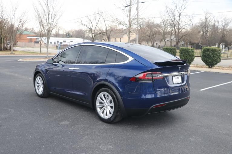 Used 2018 Tesla MODEL X 75D DUAL MOTOR AWD AUTO PILOT W/NAV for sale Sold at Auto Collection in Murfreesboro TN 37130 4