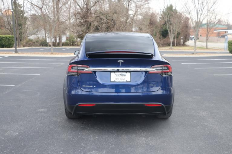 Used 2018 Tesla MODEL X 75D DUAL MOTOR AWD AUTO PILOT W/NAV for sale Sold at Auto Collection in Murfreesboro TN 37130 6
